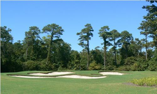 Barefoot Resort & Golf - The Fazio Course, Hole 1